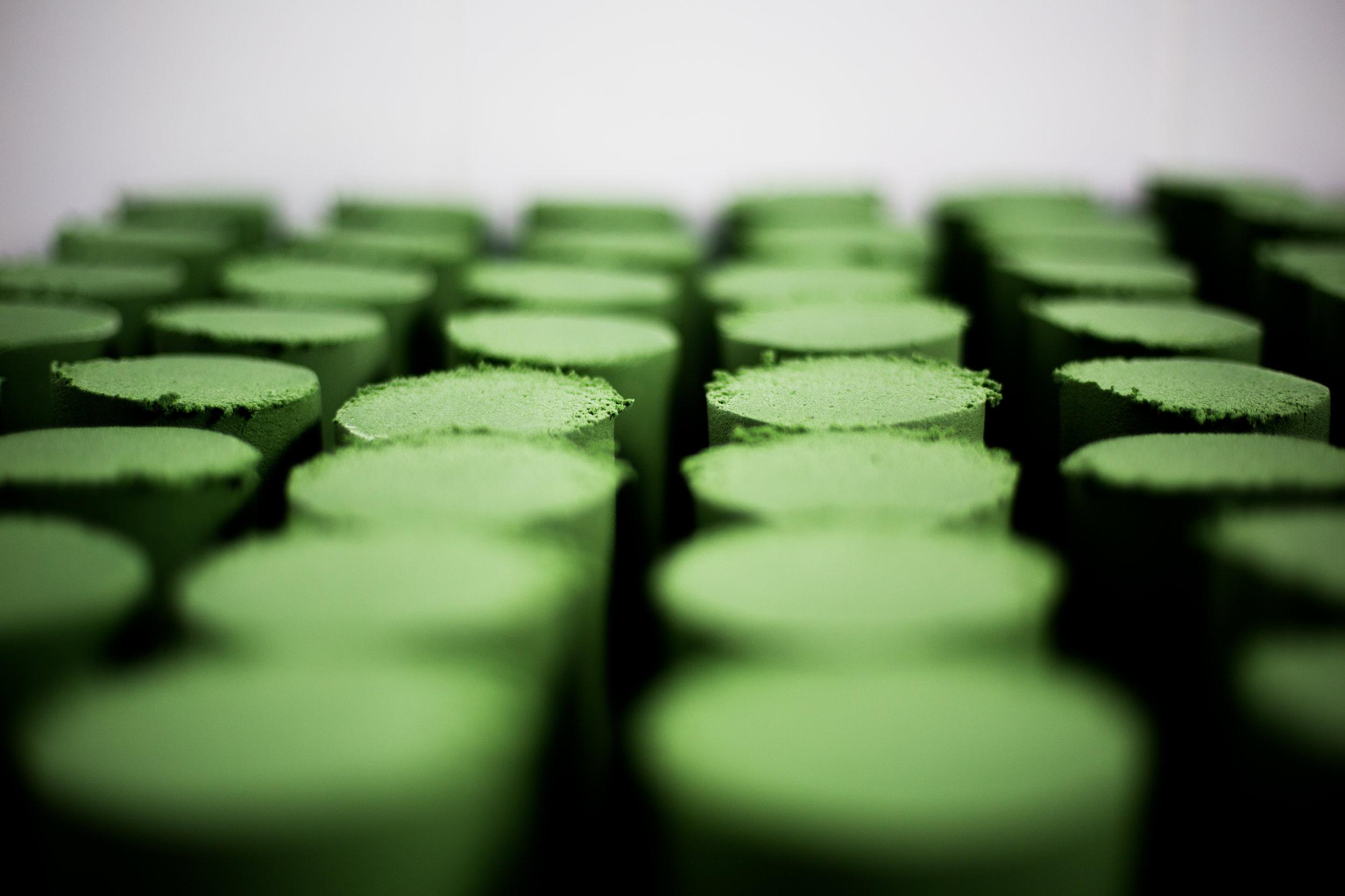 Linha de produção de produtos biotecnológicos