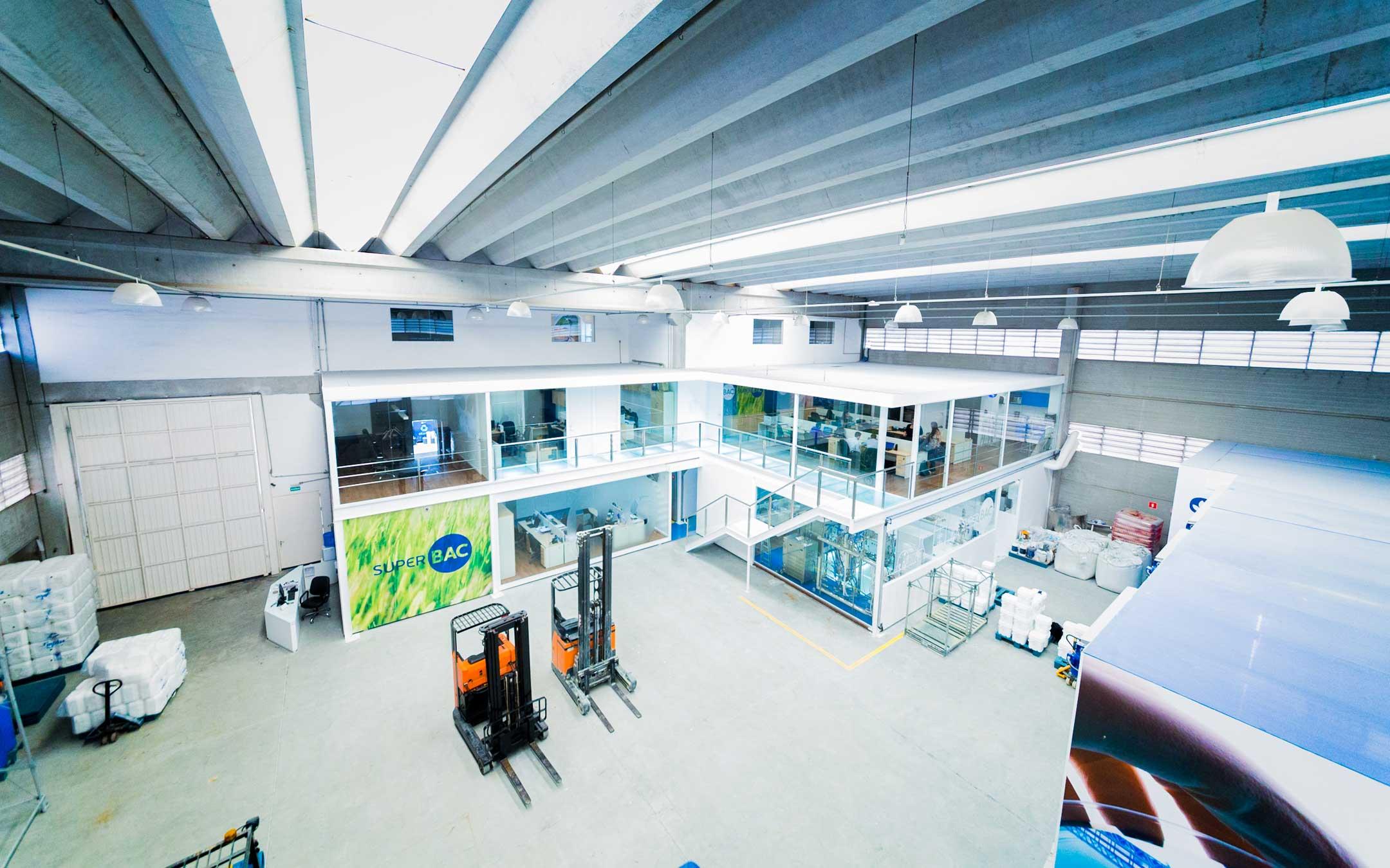 Fotografia Corporativa de Indústria Biotecnológica e suas Instalações