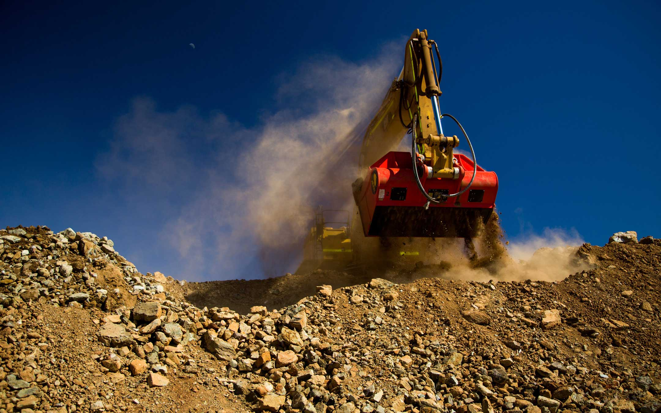 Mining equipments